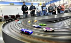 BARTONVILLE — As owner of Peoria Speedway, Jason Plumer is used to seeing cars zoom around a track. But in the winter? Sure, at the hottest cold-weather race course around: Speedville Slot Car Racing, which Plumer recently opened. The cars run on electricity, but the business is fueled by competition and nostalgia.