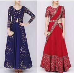 Astha Narang # bridesmaid squad # fusion look # lehenga # Indian wear #