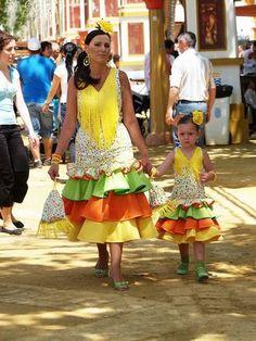 Domingo en la Feria de Jerez