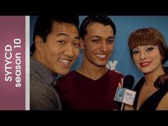 To my Pinterest Peeps, I hope you enjoy these #SYTYCD interviews! (Season 10's top 14) Cheers, Yvonne L. Larson   LA's #NeckWorkExpert Makenzie Dustman and Paul Karmiryan