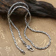 """Tulang Naga Bali bracelet pour hommes 8/"""" 8 mm 37 g Silver Overlay livraison gratuite"""