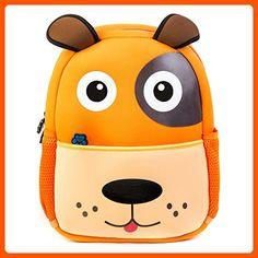 Premium Durable Waterproof Backpacks for Kids From Kiddizstore Neoprene Cute Dog for sale online Toddler Bag, Toddler Backpack, School Bags For Boys, Dog School, Kids Backpacks, School Backpacks, Cute Dogs For Sale, Toys For Little Kids, Kindergarten