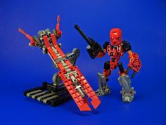 Bionicle - Lava Board 1 by Lalam24