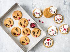 Sweets, Sugar, Cookies, Desserts, Food, Winter, Inspiration, Snowman, Birthday