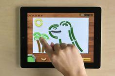 Dinner not Art: una aplicación para Ipad que nos permite jugar con la comida