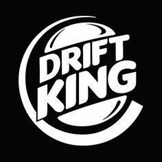 Drift King JDM Drifting Stance Car Window Bumper Vinyl Decal Sticker | eBay