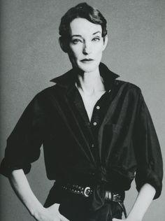 Lou Lou De La Falaise.