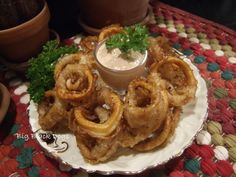 Fried Calamari with Smoked Jalapeno Aioli