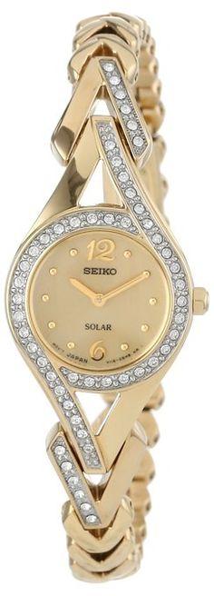 Seiko Women's SUP176 Jewelry-Solar Classic Watch
