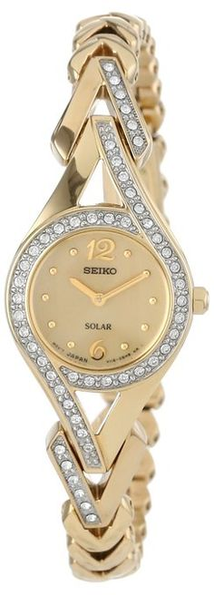 Seiko Women's SUP176 Jewelry-Solar Classic Watch