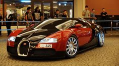 Bugatti Veyron / Только машины