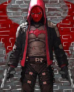 Red Hood - Selim Art