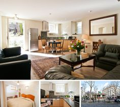 Rent 2 Bedroom Apartment In Montmartre   Paris   Rue Burq