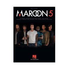 Hal Leonard - Maroon 5: Easy Piano Personality Sheet Music