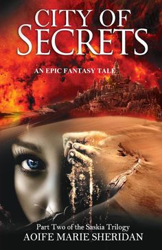 #City of Secrets (Part two of the #Saskia Trilogy) ~This Trilogy is complete  AMAZON.COM ~ https://goo.gl/P9ny02  AMAZON.CO.UK ~ https://goo.gl/4ac5RG  AMAZON.CA ~ https://goo.gl/uSfSVd  Website: https://goo.gl/vZEGP6  #fantasy #romance #youngadult #paranormal #bloggersofinstagram #blogtour #bloggers #reviewersofinstagram #reviewers #authorsofinstagram #authors
