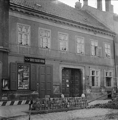 Ibusz iroda Móricz Zsigmond utca 20. 1970. 09. 09. késő délután Utca