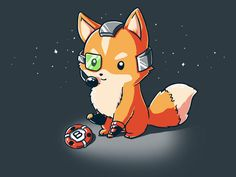 You won't have to do a barrel roll to get this tee.