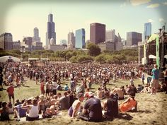 Speakers in Code: Festival Review | Lollapalooza at Grant Park in Chicago