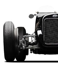 Independent front suspension!! Awesome!