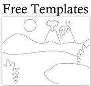 super awesome templates from serving pink lemonade. several busy bag/travel activity ideas.