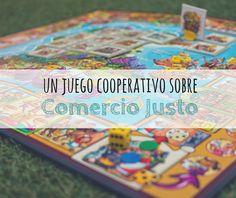 'De mi casa al mundo: un blog para familias como la tuya' Blog, Games, Latina, World, Home, Cooperative Games, Fair Trade, Coops, Teaching Kids