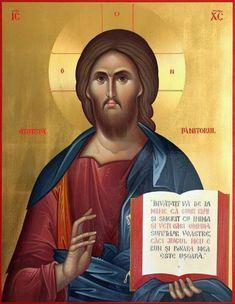 Atotstãpânitorul,Iisus Hristos.icon orthodox