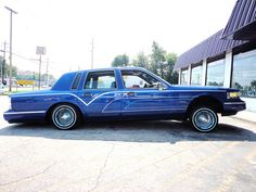 183 Best Lincoln Town Car Lifted Or Donked Images On Pinterest