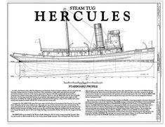 Free ship plans utility vessels