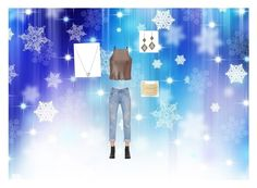 """""""Winter wonderland"""" by doglover103 ❤ liked on Polyvore featuring art"""