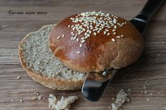 Panini farro e grano saraceno Cucina vista mare