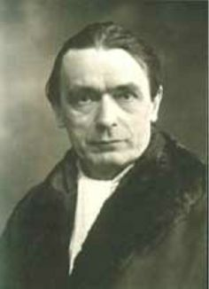Rudolf Steiner in 1917.
