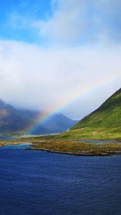 Lofoten, Norway #HattvikaLodge