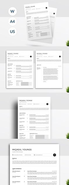 Free Blank Resume Jobs Pinterest Template, Free and