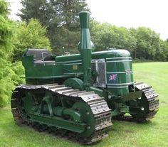 Fowler VF 'Crawler' Tractor