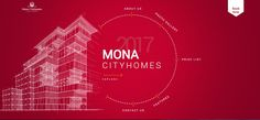 Mona Cityhomes lunch their official website for more visit : www.monacityhomes.com