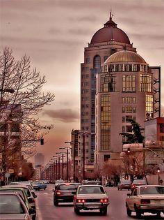(bokharest- abas abbad)Tehran-Iran...Where I grow up