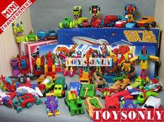 "25pcs/set Transformation Toys 5cm (2"") Mini Transformable Robots Actions Figures Best gifts for Children"