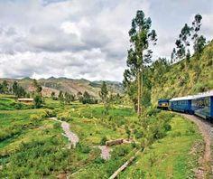 Hiram Bingham Orient-Express, Peru - World's Most Scenic Train Rides | Travel + Leisure