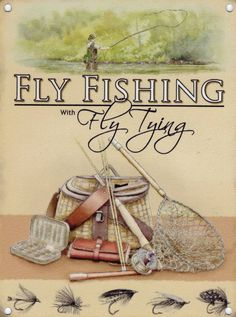 vintage fly fishing - Buscar con Google