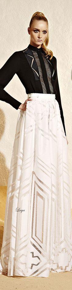 ZUHAIR MURAD Ready-to-wear Resort 2015