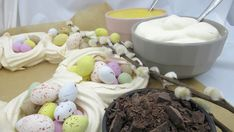 Foto: Marit Hegle Pulled Pork, Frisk, Pavlova, Tacos, Cooking Recipes, Pudding, Easter, Baking, Breakfast