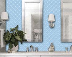 Sparen Sie Versandkosten & verwenden Sie Gutschein-Code SHIP4FREE99 zu, wenn Sie $99,00 oder mehr ausgeben  Einfacher in der Anwendung als normale Tapete, unsere Peel N Stick abnehmbare Tapete ist die perfekte Wahl zu schmücken Ihre Wand in Minuten. Kein Kleber, kein Dreck, nur Schale von den Rückhalt und Stick. Aktualisieren Sie Ihre Wände, Splash Back & Treppen Setzstufen ohne Beschädigung der Oberfläche. Die perfekte Lösung für Mieter, Ausstellungen & temporäre raten.   Gelten ...