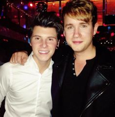 Charley & Danny <3 this picture is literally so adorable!