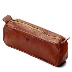 Leather Wash Bag ($50-100) - Svpply