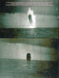 Arctic UFO, USS Trepang, SSN 674, March 1971 High Resolution Photographs Aliens And Ufos, Ancient Aliens, Ufo Evidence, Ancient Astronaut Theory, Alien Photos, Secret Space Program, Mystery, Project Blue Book, Unidentified Flying Object