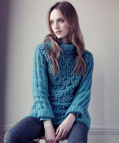 Natura Ladies' Pullover