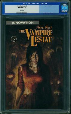 Anne Rice's Vampire Lestat 5 CGC 9 8 Highest Graded New Movie Coming | eBay