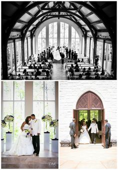 Ashton Gardens Wedding (Atlanta) | Be a Bride  Somewhere with natural light but safe from the elements