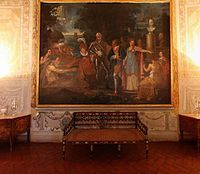 Mafra National Palace - Hall of Destinations