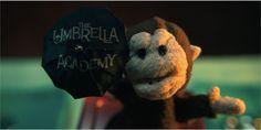 """The Umbrella Academy"" (Netflix Paranormal, Science Fiction, Go Diego Go, Pink Umbrella, Cute Animal Photos, Luther, Favorite Tv Shows, Geek Stuff, Fandoms"